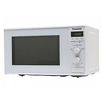 Mikroaaltouuni Grilli Panasonic NNJ151W 20 L 800W Valkoinen