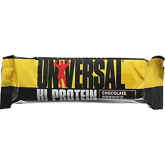 Universal Nutrition Hi Protein Bar - 16 barer - Choklad Brownie