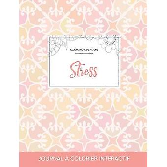 Journal de coloration adulte Stress Illustrations de nature lgance pastel by Wegner & Courtney