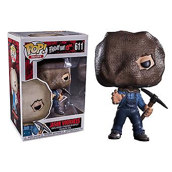 Friday the 13th Jason with Bag Mask US Exclusive Pop! Vinyl