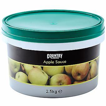 Country Range Apple Sauce