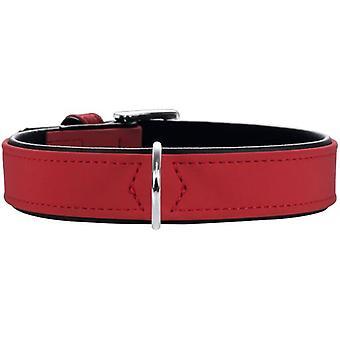 Hunter Kragen Softie Rot (Hunde , Für den Spaziergang , Halsbänder)