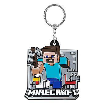 Minecraft, Keychain - Mobs Group