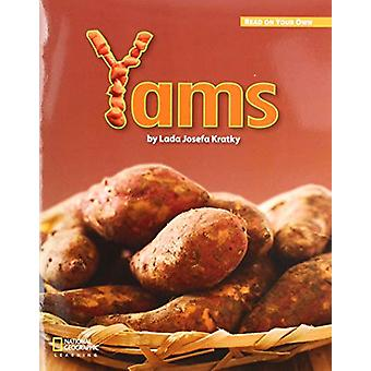ROYO READERS LEVEL A YAMS - 9780357420294 Book