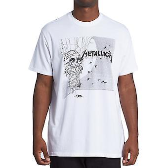 Billabong En kort ärm T-shirt i vitt