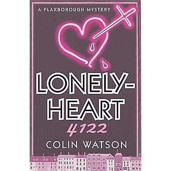 Lonelyheart 4122 by Colin Watson - 9781788420877 Book