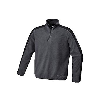 Beta 076320000 7632 /XS XS/Fleece Pullover Floor grau/schwarz