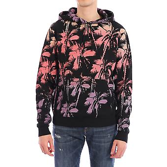 Saint Laurent 603300ybln21022 Men's Multicolor Cotton Sweatshirt