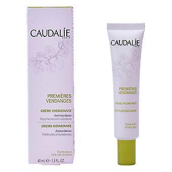 Hydraterende Crème Premieres Vendanges Caudalie/40 ml
