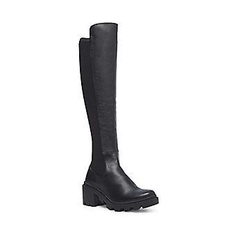 Steve Madden Donne's Scarpe Rino Pelle Chiusa Toe Knee High Fashion Stivali