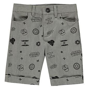 Caractère Boys Chino Shorts Infant Bottoms Zip Up Fly 4 Poches Léger