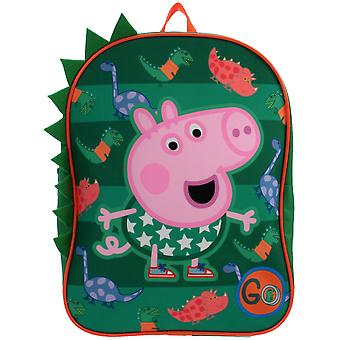 Trade Mark Collections Peppa Pig George Novelty Backpack