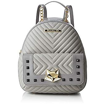 BRACCIALINS YOUR by Icons Women's Grey backpack bag 16x32x28.5 cm (W x H x L)