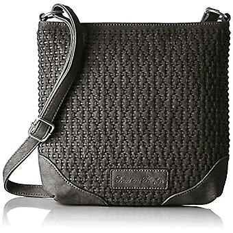 Fritzi aus Preussen Clea - Women's Black Shoulder Bags (Slate) 4x26x27 cm (B x H T)