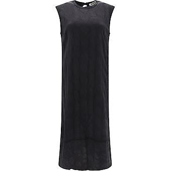Acne Studios A20179black Women's Black Polyester Dress
