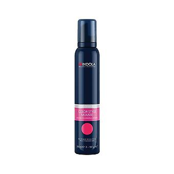 Indola Innova Indola Color Style Mousse - Red
