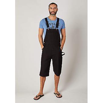 Blake Mens shorts Dungaree-preto
