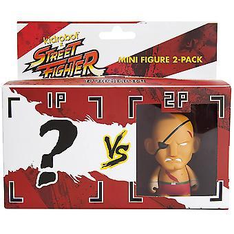 Street Fighter Sagat 2 Pk