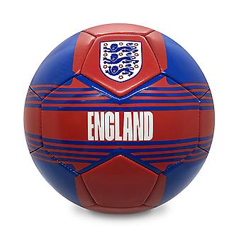 England Official Gift Size 4 Crest Football Red