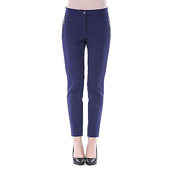 Blue Pants Byblos Women