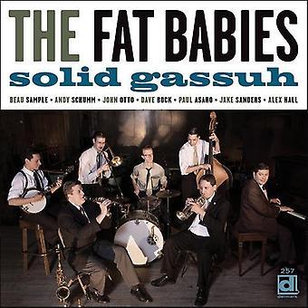 Los bebés gordos - sólido Gassuh [CD] USA importar