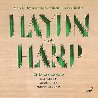 Haydn & The Harp [CD] USA import