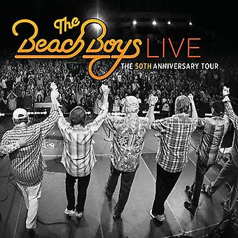 Beach Boys - Live-the 50th Anniversary Tour [CD] USA import