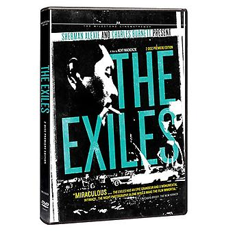 Exiles [DVD] USA import
