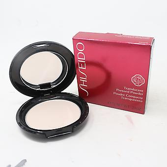 Shiseido transluzent gepresstes Pulver 0,24 Unzen/7g neu mit Box