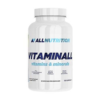 Vitaminall 120 capsules