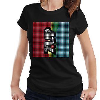7up Vintage 80s Dots Women's T-Shirt