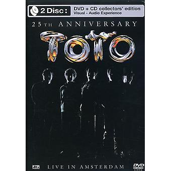 Toto - 25 aniversario en vivo en la importación de los E.e.u.u. de Amsterdam [DVD]