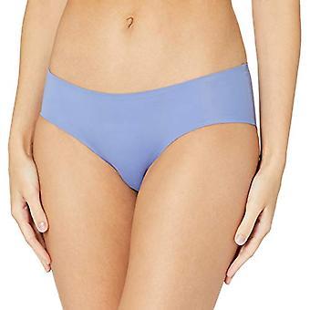 Essentials Kvinder's Standard 4-Pack Seamless Bonded Stretch Hipster Trusse, Pale, S