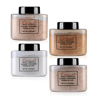 Banana Powder Smooth Loose Oil Control Face Powder - Machiaj Anticearcan Mineral Finish Transparent Cosmetics