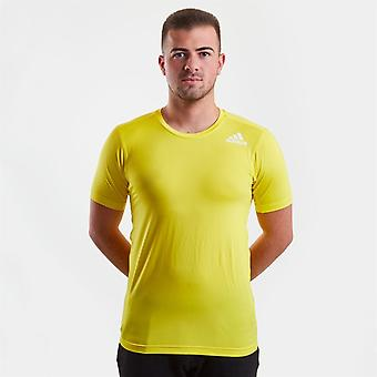 adidas Free Lift Short Sleeve T Shirt Mens