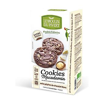 Macadamia nut cookies with white chocolate chips 175 g