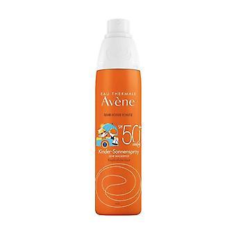 SPF 50+ baby sun spray 200 ml