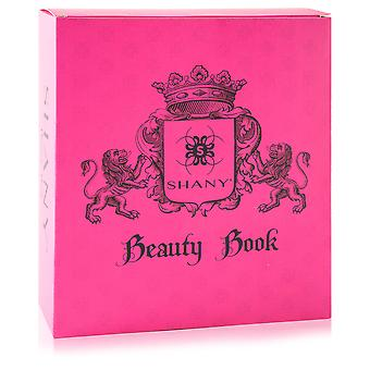 SHANY Beauty Book Makeup Kit – All in one Travel Makeup Set - 35 Colors Eye shadow , Eye brow , blushes, powder palette ,10 Lip Colors, Eyeliner & Mirror - Holiday Makeup Gift Set