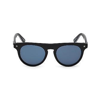 Ermenegildo Zegna - accessories - sunglasses - EZ0095_02X - men - black,blue