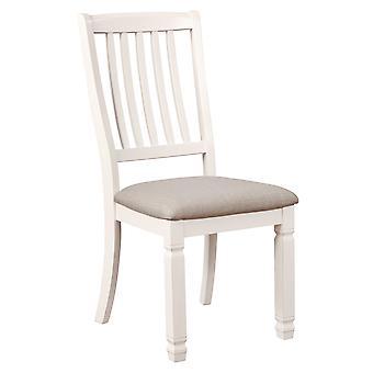 Elias Side Chair - Antique White