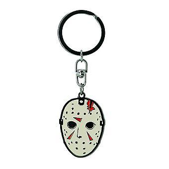 Friday the 13th Jason Mask Keyring