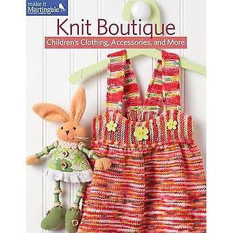 Knit Boutique by Martingale