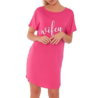Ladies Oversized Nightie Dress Top