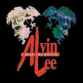 Alvin Lee - I Hear You Rockin [CD] USA import