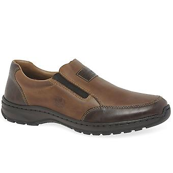 Rieker Hume Mens Slip On Shoes