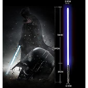 Rgb 11 Color Changing Lightsaber With Light Sound - Force Heavy Dueling Sound