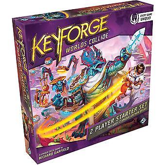 KeyForge Worlds Collide 2 Player Starter Set