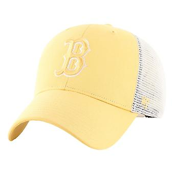 47 العلامة التجارية بوسطن ريد سوكس كاب الرائد - الذرة