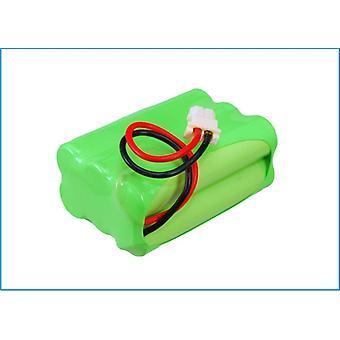 Battery for Dogtra BP15 BP15RT 1100NC 1200NC 1200 1600 D500B D500T RRD RRS 700mA