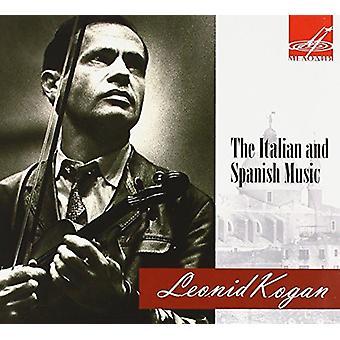 Kogan - Leonid Kogan the Italian & [CD] USA import